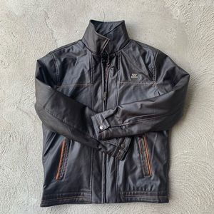 🌟HOST PICK🌟Emporio & Co. Mens Vegan Leather Coat
